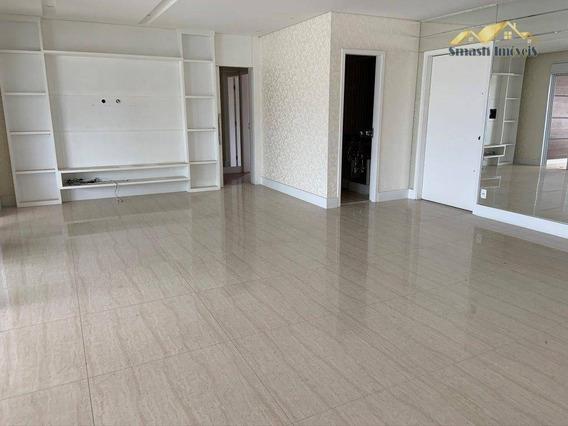 Apartamento Com 3 Dormitórios Para Alugar, 203 M² - Amável Guarulhos - Vila Rosália - Ap0077