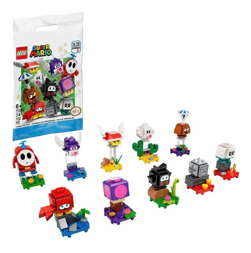 Lego Super Mario Paquete Sorpresa 71386