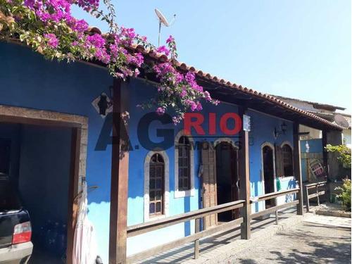 Imagem 1 de 15 de Casa De Rua-à Venda-pechincha-rio De Janeiro - Tqca30060