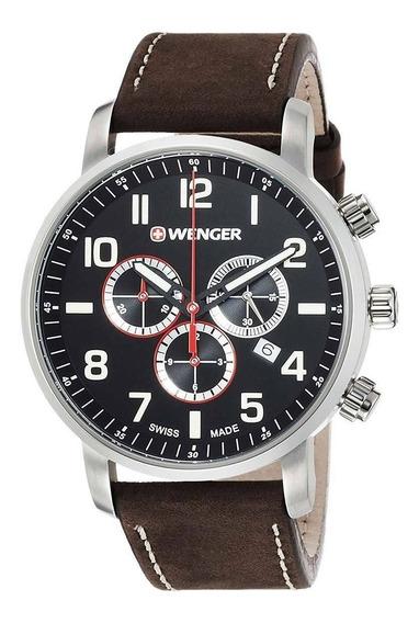 Relógio Masculino Suíço Wenger Atitude Chrono 01.1543.103