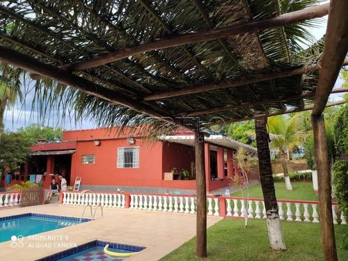 Chacara 3 Dorm - Piscina - 5 Vagas - 3 Banheiros - Lambari - Guararema - V-3328