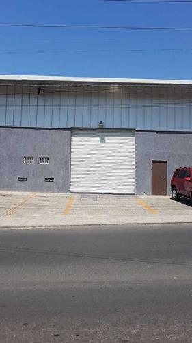 Imagen 1 de 5 de Bodega Renta 250 M2 Seguridad Trifásica Plateros
