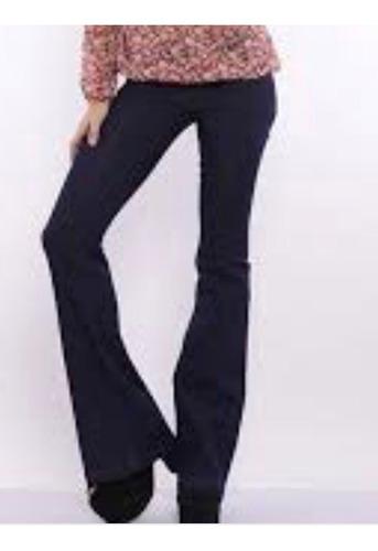 Pantalon Oxford Bengalina Elastizada De Vestir Negro Bordo Mercado Libre