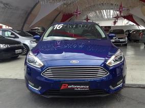 Ford Focus 2.0 Se Sedan 16v Flex 4p Powershift 2015/2016