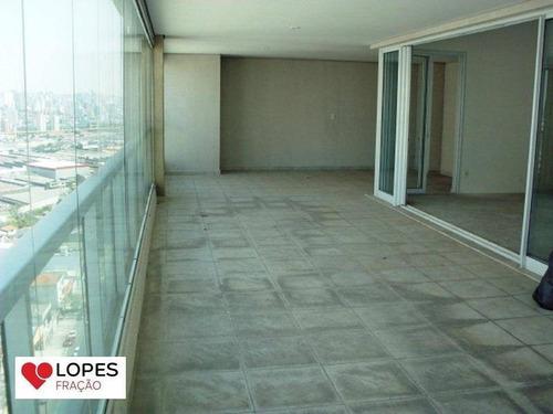 Imagem 1 de 15 de Apartamento Com 4 Dormitórios À Venda, 183 M² Por R$ 2.350.000,00 - Mooca - São Paulo/sp - Ap1372