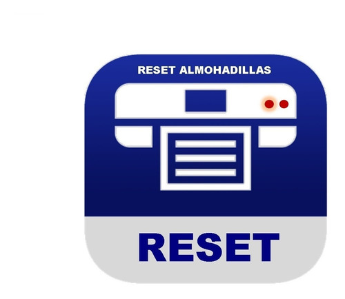 Reset Almohadillas L1110 L3110 L5190 L3150 L4150 L380 L395