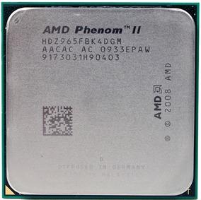 Processador Amd Phenom X4 965 3,4ghz L2 + L3 8mb Socket Am3