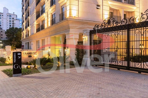 Imagem 1 de 28 de Grand Vert, Cobertura Duplex, 3 Dormitorios , 4 Vagas De Garagem, Juvevê, Curitiba, Paraná - Ap00778 - 33502331
