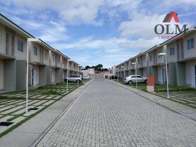 Casa Residencial Para Locação, 02 Suítes, Parque Santa Maria, Messejana, Fortaleza-ce. - Ca0090
