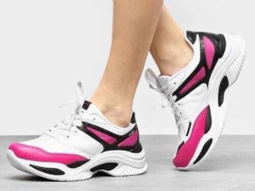 Tênis Azaléia Chunky Sneaker Feminino