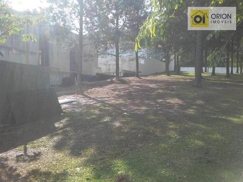 Imagem 1 de 2 de Terreno Residencial À Venda, Aldeia Da Serra, Barueri. - Te0861