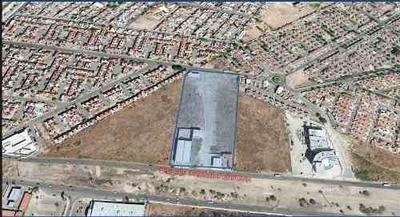 Terreno Comercial En Cerrito Colorado