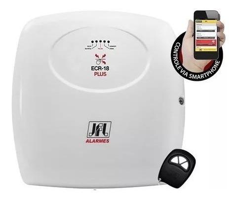 Energizador Cerco Electrico Jfl 18.000 V Con Control Remoto