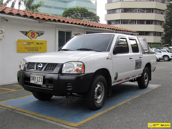 Nissan Frontier Np300 2.4 4*2