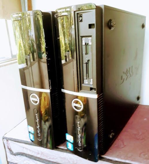 Carcaça Pura Gabinete Minitorre Computador Dell Vostro 220s