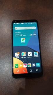 Smartphone Telefone Celular Lg Q6+ 64gb, Semi-novo, Ótimo.