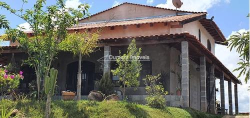 Imagem 1 de 13 de Linda Chácara Com Excelente Localização. Cod 373.