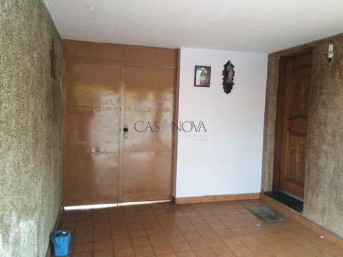 Casa À Venda Em Vila Das Mercês - Ca002464