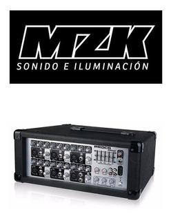 Proco Sb600 Consola De Sonido Potenciada 6 Canales