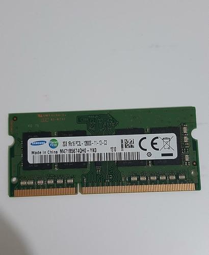 Imagem 1 de 2 de Memória 2gb Notebook Samsung Np370e4j