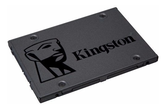 Hd Ssd 240gb 2.5 Kingston A400 (sa400s37/240g)
