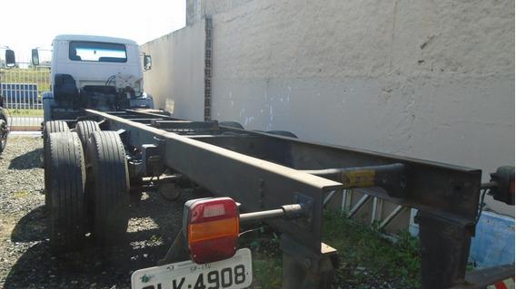 Vw 15180 2000 Truck Chassis 57000 So Pra Venda