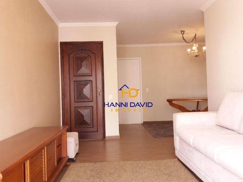 Imagem 1 de 17 de Localização Privilegiada, Jardins, Apartamento Com Tres Dormitorios , Duas Vagas De Garagem - Ap3652