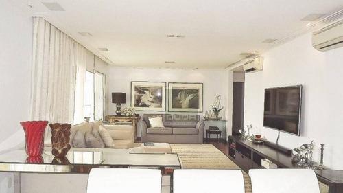 Imagem 1 de 19 de Apartamento Para Alugar, 226 M² Por R$ 22.000,00/mês - Vila Nova Conceição - São Paulo/sp - Ap2048