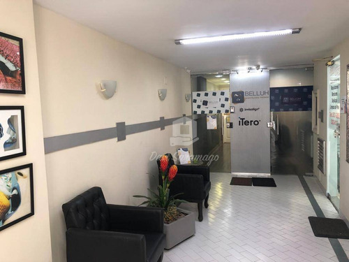 Imagem 1 de 11 de Sala À Venda, 130 M² Por R$ 490.000,00 - Centro - Niterói/rj - Sa0044