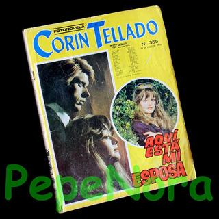 ¬¬ Revista Fotonovela Corin Tellado Nº355 Zp