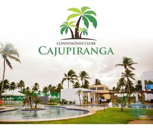 Imagem 1 de 15 de (8181) Terreno Em Condominio Cajupiranga - V-8181