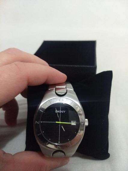 Relógio Masculino Dona Karan Original Usado Impecável!!!