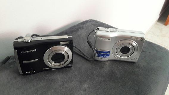 Cameras Olympus X-760 E X-840