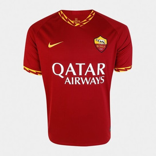 Camisa Roma 2019 / 2020 Versão Torcedor Nike