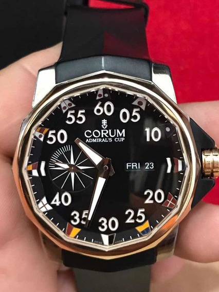 Corum Admirals Cup Competition Edition 48 Mm Oro Rosa Rolex