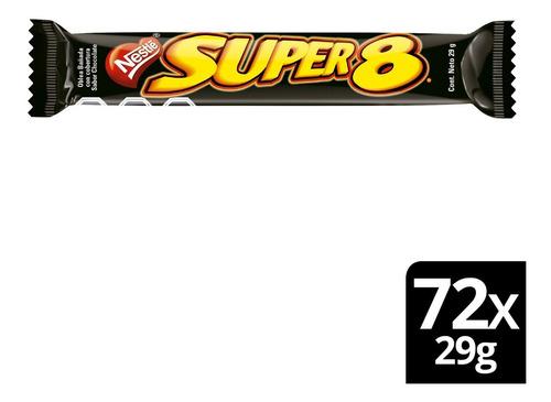 Oblea Bañada Super 8® Caja 24x29g X3 Cajas