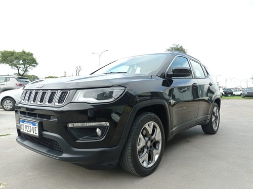 Jeep Compass Version Longitude Año 2020 Impecable!