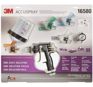 3m Soplete - Accuspray - One Con Pps - Pn16580