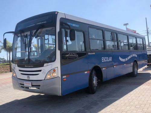 Ônibus Mascarello Gran Midi Escolar 2010=gran Metro Gran Via