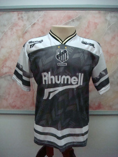 Camisa Futebol Santos F.c. Rhumell Treino Antiga S-121