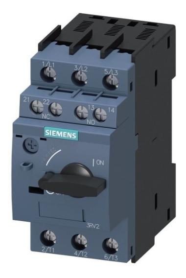 Guardamotor 7-10 Amperes S00 Na+nc Siemens 3rv2011-1ja15