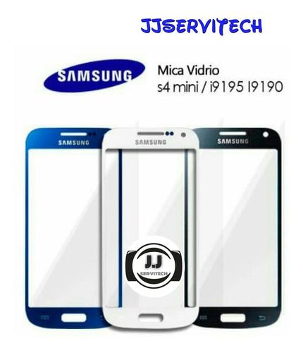 Mica Vidrio Samsung Galaxy S4 Mini I9190 I9192 I9195 Origina