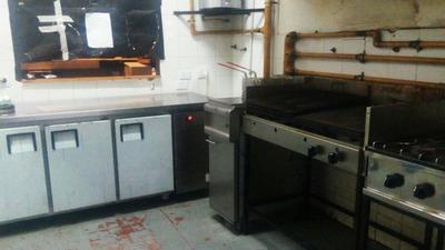 Alquilo Cocina Profesional En Palermo