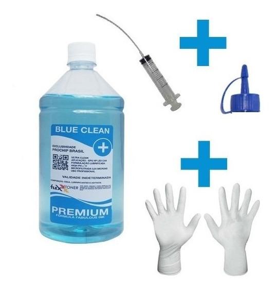 Solução Limpeza Cabeças Kit Fluido Ultra Cleaner Eps Tx Tx