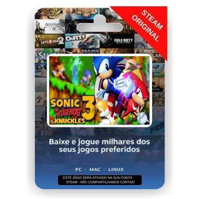 Sonic 3 E Knuckles Steam Cd Key