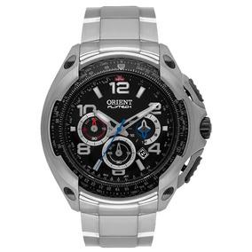 Relógio Orient Flytech Titanium Mbttc015 P2gx