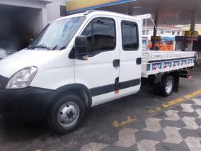 Iveco Cabine Dupla 55c17 C Ar Condicionado