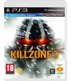 Killzone 3 - Mídia Física / Ps3