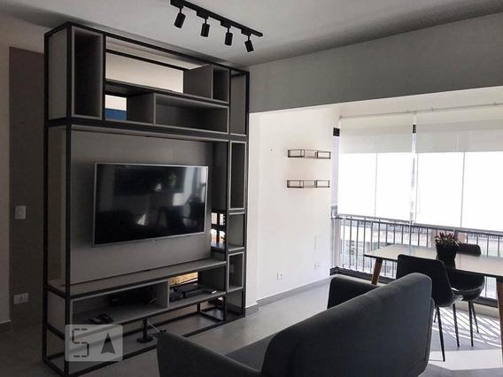 Apartamento Para Aluguel - Portal Do Morumbi, 1 Quarto, 38 - 893090376
