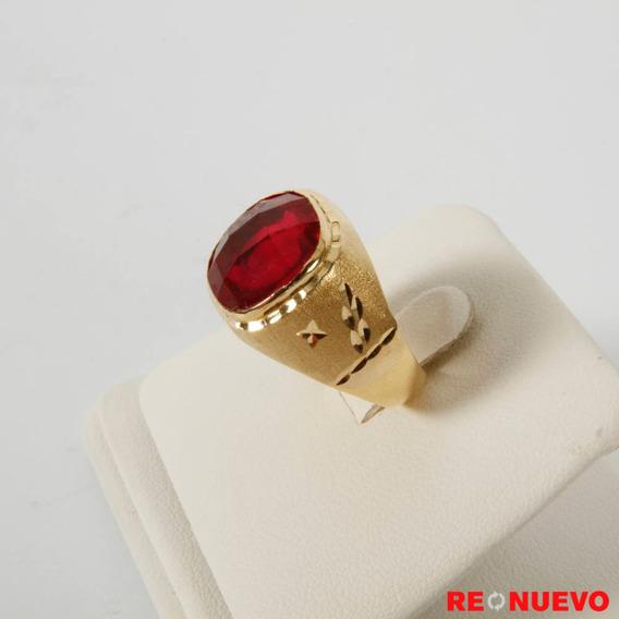 Hermozo Anillo De Oro 18k Oferton+ Envio Gratis